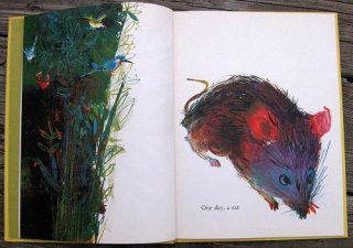 Brian wildsmith The Lion and the Rat flickr wherethelovelythingsare  03.jpg