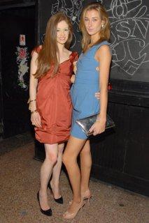 Stephanie LaCava - (of vogue) rust dress.jpg